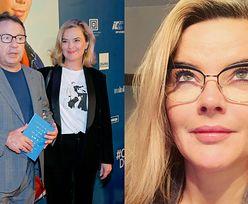 """Rozmodlona Monika Zamachowska na Jasnej Górze zawierza Bogu chorego na COVID Zbyszka: """"Intencji mi NIE ZABRAKŁO"""""""