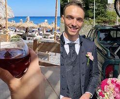Wiemy, dokąd Karolina Małysz i jej mąż wybrali się w PODRÓŻ POŚLUBNĄ! (FOTO)