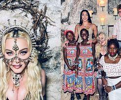 Madonna chwali się sesją z dziećmi ze swojej imprezy urodzinowej (FOTO)