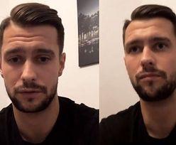 """Mikołaj Jędruszczak wyznaje, że miał KORONAWIRUSA: """"Osłabłem, schudłem i zmarniałem"""""""