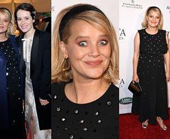 Dziewczęca Joanna Kulig pozuje na gali BAFTA Tea Party w Los Angeles (ZDJĘCIA)