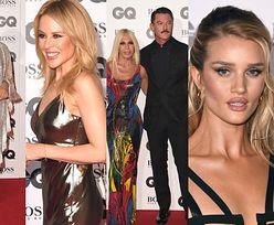 """Gwiazdy wydymają wargi na imprezie magazynu """"GQ"""": Donatella Versace, Chrissy Teigen, Rosie Huntington-Whiteley... (ZDJĘCIA)"""