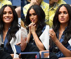 """Meghan Markle kibicuje Serenie Williams podczas przegranego finału US Open. Brytyjskie media: """"Przynosi jej PECHA!"""""""