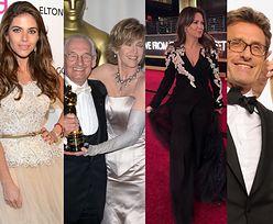 Polacy na Oscarach: Pawlikowski z Kidman, Wajda z Fondą, elegancka Rusin, opalona Rosati... (ZDJĘCIA)