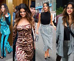 Szczęśliwa Selena Gomez promuje nowy film w kilku stylizacjach (ZDJĘCIA)