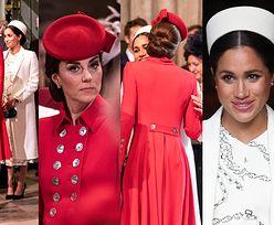 Serdeczności Meghan Markle i Kate Middleton na obchodach święta Wspólnoty Narodów (ZDJĘCIA)