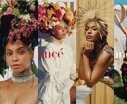 """Naturalna Beyonce na ostatniej (?) okładce """"Vogue'a"""" pod rządami Anny Wintour (ZDJĘCIA)"""