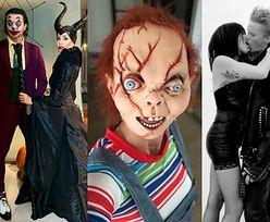 Halloween 2019: Małgorzata Rozenek niczym Angelina Jolie, Katarzyna Zielińska jako laleczka Chucky oraz pojedynek Jokerów (ZDJĘCIA)