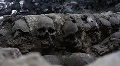 Wieża czaszek w Meksyku. Przerażające odkrycie