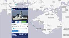 """Brytyjski okręt na rosyjskich wodach. """"Oddano strzały ostrzegawcze"""""""