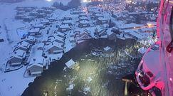 Katastrofa w Norwegii. Ewakuowano około 700 osób