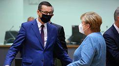 Wiemy, o czym Morawiecki będzie rozmawiał z Merkel