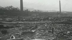 Wybuch bomby atomowej w Nagasaki. Świadek opowiada o katastrofie