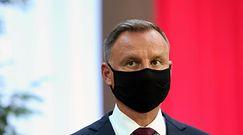 """Andrzej Duda zawetuje """"lex TVN""""? Hołownia: zrobi to, co uzgodni sobie z Kaczyńskim"""