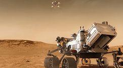 Lądowanie na Marsie. Wiemy, czym zajmie się łazik Perseverance
