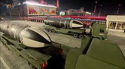 Wielka parada wojskowa w Korei Północnej. Pokazali nową, potężną broń