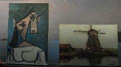 Grecja odzyskała skradzione obrazy Picassa i Mondriana