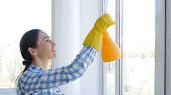 Naturalny sposób na czyste okna
