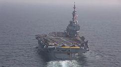 Ćwiczenia marynarki wojennej. Wszystko przez zagrożenie ze strony Iranu