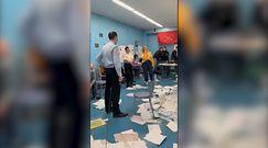 Wybory do rosyjskiej Dumy z problemami. Nagrania z awantur przy urnach