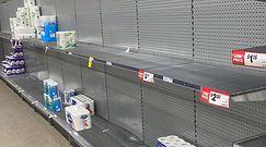 Lockdown w Australii. Armagedon w sklepach przez wariant Delta