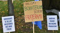 """Protest medyków. Medycy lekceważeni przez premiera Morawieckiego? """"To jest obniżenie poziomu dialogu"""""""