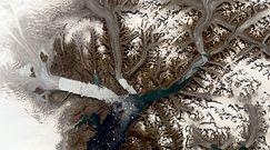 """""""Wyrok śmierci"""" dla Grenlandii. Zdjęcia NASA mówią wszystko"""