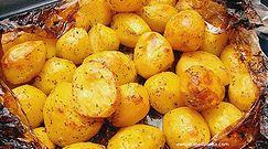 Doskonały przepis na ziemniaki pieczone w jogurcie