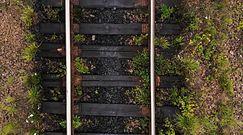 Toksyczne podkłady kolejowe. Mogą być śmiertelnie niebezpieczne