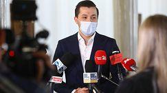 """""""Lex TVN"""" w Sejmie. Wicerzecznik Porozumienia: Ustawa jest bez sensu, media muszą być wolne"""