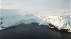 Pierwszy raz w historii pomiarów. Antarktyda drży w posadach