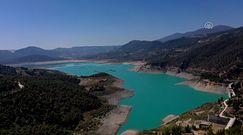 Zielony Kanion wysycha. Niepokojące zdjęcia z Turcji