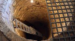 Studnia zamku biskupów w Iłży. Badania zostaną wznowione