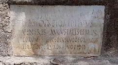 Grecki szkielet znaleziony w Pompejach. Wyjątkowe znalezisko rzuca nowe światło na historię