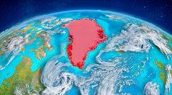 Deszcz na Grenlandii. Niepokojące zjawisko pierwszy raz w historii pomiarów