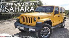 Jeep Wrangler Sahara - To nadal Wrangler!