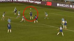 #dziejesiewsporcie: ale jej siadło! Kapitalne uderzenie piłkarki Chelsea