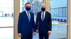 Wrzawa po spotkaniu Andrzeja Dudy z Joe Bidenem. Tomasz Siemoniak komentuje