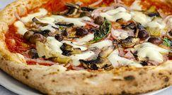 Zdrowa pizza z mąki żytniej razowej. Prosty przepis