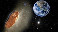 Tajemniczy kosmiczny obiekt Oumuamua. Naukowcy w końcu wyjaśnili, czym jest