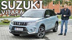 Suzuki Vitara - najlepiej czuje się w mieście i już wiem dlaczego