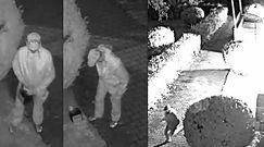 Nagranie z Zamościa. Policja publikuje wizerunek podpalacza