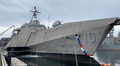 Tysiące kilogramów narkotyków na okręcie. Marynarka wojenna USA w akcji