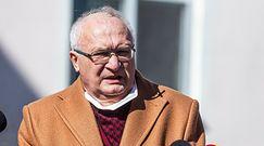Nagle wskazał Licheń. Sarkazm prof. Krzysztofa Simona był zauważalny