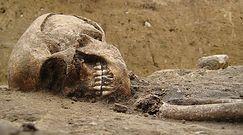 Szkielet sprzed 4500 lat. Tajemniczy pochówek