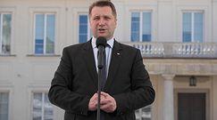 """Przemysław Czarnek """"powinien odejść"""". Mocny komentarz Katarzyny Lubnauer"""