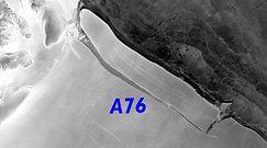 Narodziny lodowego giganta. Zaskakujące zdjęcia z Antarktydy