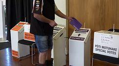 Nowa Zelandia zdecydowała w referendum. Eutanazja możliwa, palenie marihuany odrzucone