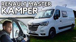 Kamper Renault Master Ebacamp - jedna wada, brak zalet