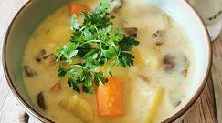 Pomysł na kartoflankę. Idealna na chłodne dni